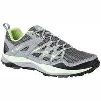 Trail Running Shoes Columbia Women Wayfinder Graphite Jade